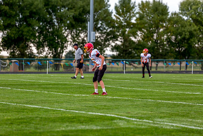 GFW JV Football vs Maple River-6