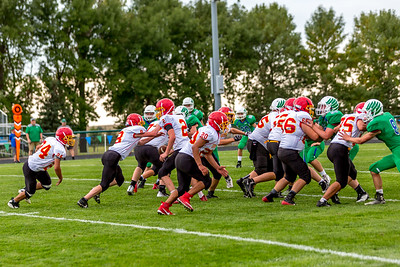 GFW JV Football vs Maple River-107