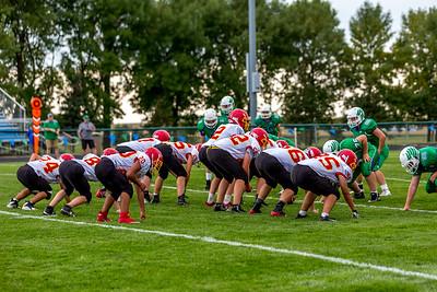 GFW JV Football vs Maple River-106