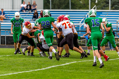 GFW JV Football vs Maple River-23