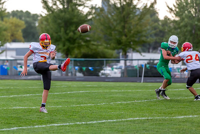 GFW JV Football vs Maple River-68