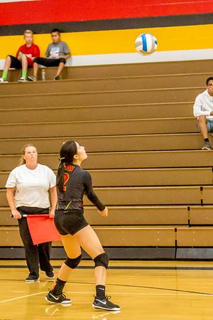 GFW Volleyball vs NUC-129