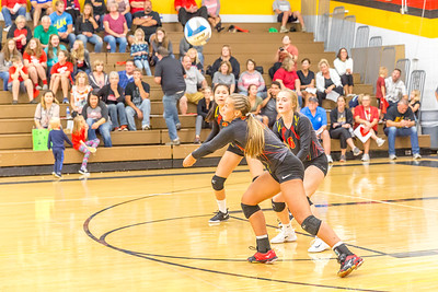 GFW Volleyball vs Sibley East-99