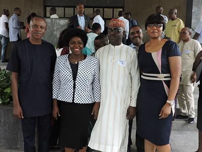 GFWA Stakeholder Meetings in Nigeria & Sao Tome (2017)