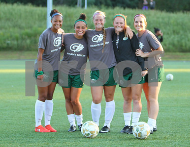 GGC WS vs. Georgetown - Sept. 30, 2016