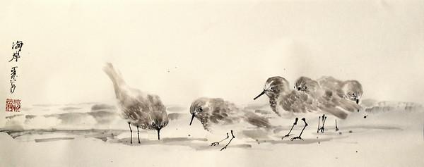 Shoreline (Sandpipers)