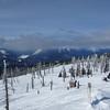 View from Sugarloaf Peak, WA.
