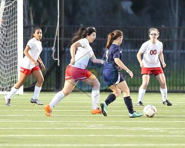 GHS JV Women Soccer vs Rosemont