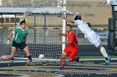 GHS Boys Soccer Season - 2014