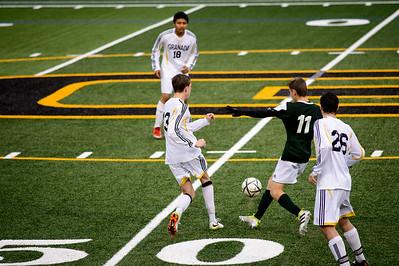 170209 GHS Men's JV Soccer  (Livermore)