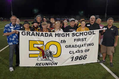 161028 GHS CLASS OF 1966 50TH REUNION (HOMECOMING)