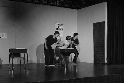 170525 GHS SPRING PLAY - ORWELL'S 1984 (CAST B)
