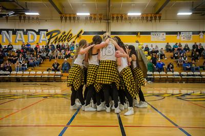 180213 GHS DANCE TEAM