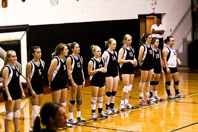 2010 GHS Varsity Volleyball Team
