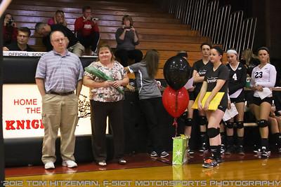 2012-10-09 Senior Night