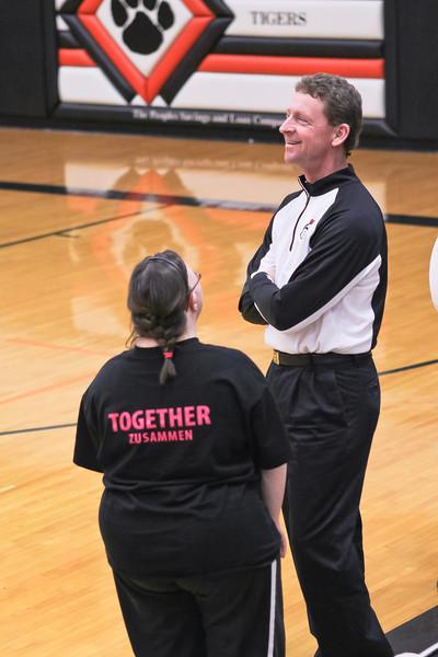 2012-12-27 GHS Varsity Lady Knights @ West Liberty-Salem
