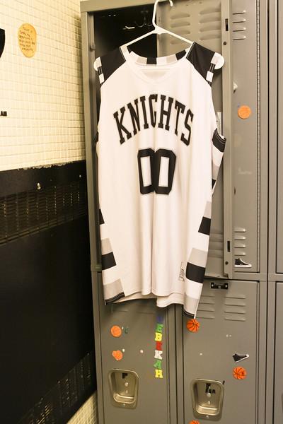 2013-02-06 GHS Varsity Lady Knights v Northwestern HS