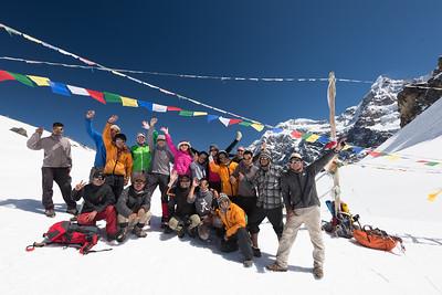 GHT | Kanchenjunga Makalu Lumba Sumba Trek 2015