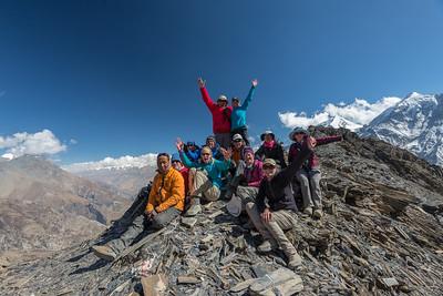 GHT | Sacred Upper  Dolpo to Mustang Trek 2015