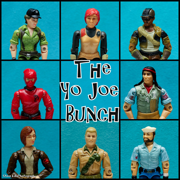 The Yo Joe Bunch