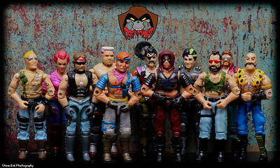 The Dreadnoks