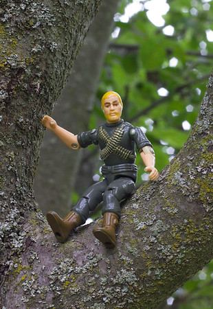 "G.I. Joe ""toy story edition"""