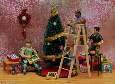 G.I. Joe Christmas