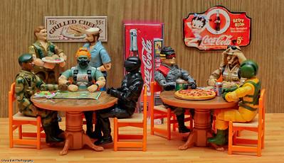 G.I. Joe Snack Snop