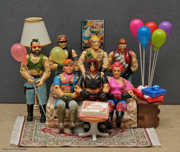 Zartan's Birthday