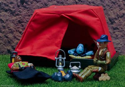 GI Joe Camping Trip