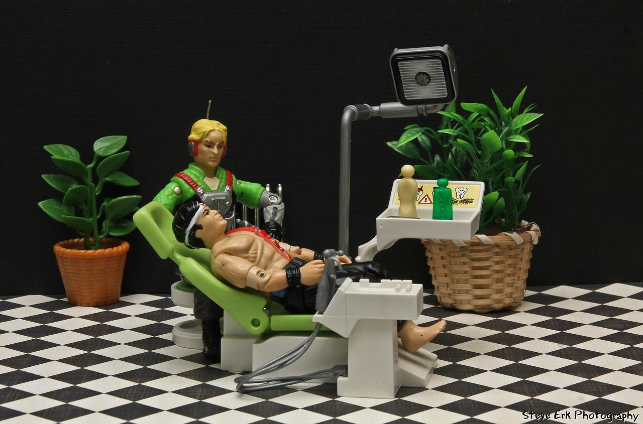 G.I. Joe Dentist Office