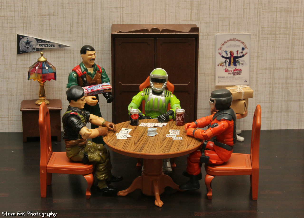 G.I. Joe card game