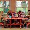 G.I. Joe Breakfast Table