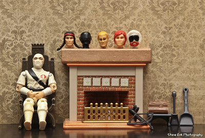 Storm Shadow's trophy room