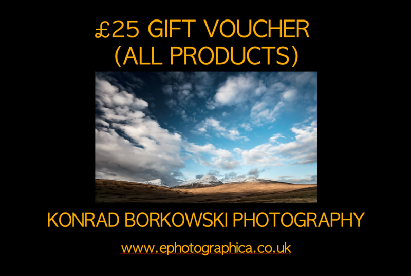 £25 GIFT VOUCHER FOR ALL PRODUCTS