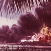 Explosion of the USS Shaw