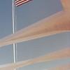 Flag on USS Arizona
