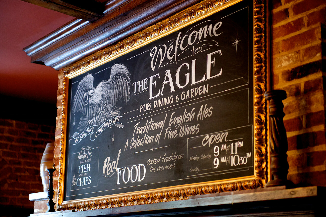 EagleCambridge 61