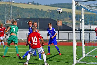 FK Gjøvik-Lyn   -   Løten FK     21/07/2018   --- Foto: Jonny Isaksen