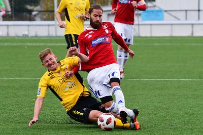FK Gjøvik-Lyn   -   Steinkjer FK     29/09/2018   --- Foto: Jonny Isaksen