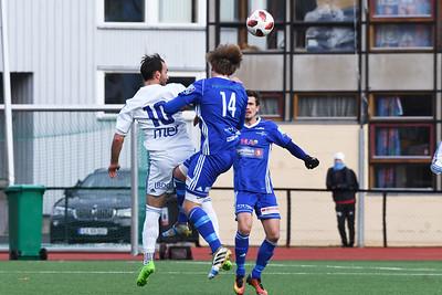 FK Gjøvik-Lyn   -   Brumunddal     27/10/2018   --- Foto: Jonny Isaksen