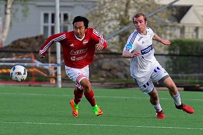 FK Gjøvik-Lyn 2  -  Snertingdal/Redalen 2     22/05/2017  --- Foto: Jonny Isaksen