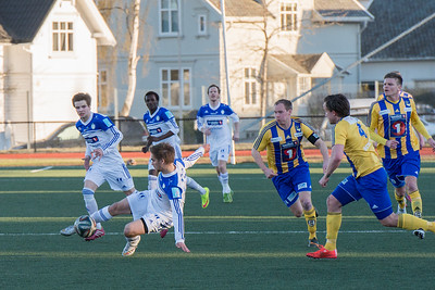 FK Gjøvik Lyn 2 - Faaberg   20/04/2015   --- Foto: Jonny Isaksen