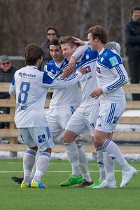 FK Gjøvik-Lyn   -   Kjelsås     02/04/2016   --- Foto: Jonny Isaksen