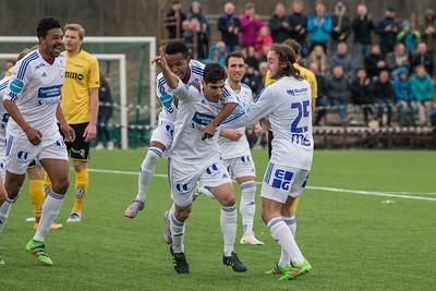 FK GJØVIK-LYN 2016