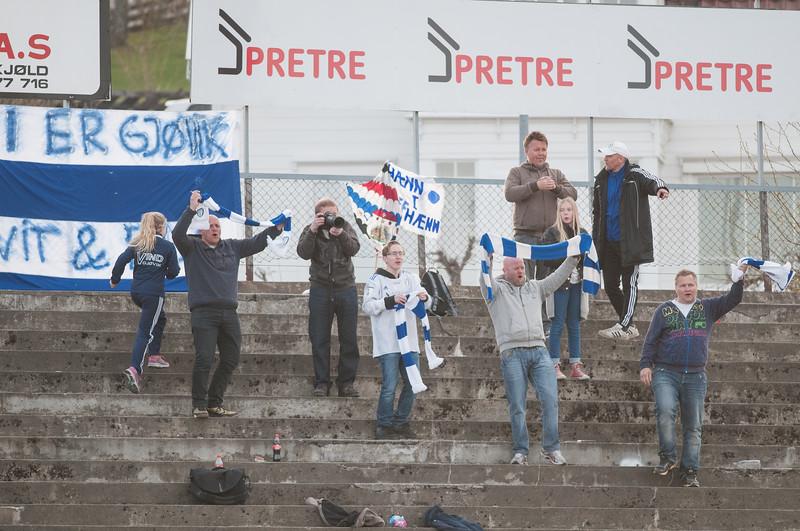 FK Gjøvik-Lyn - Eidsvoll Turn, 1. runde i NM 24/04/2014   --- Foto: Jonny Isaksen