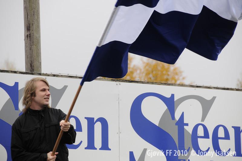 Elverum - Gjøvik FF 09/10/2010     ----- Foto: Jonny Isaksen