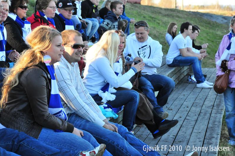 Stange - Gjøvik FF  07/05/2010     --- Foto: Jonny Isaksen
