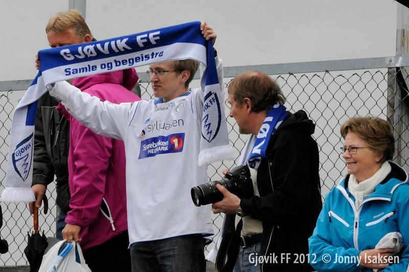 Gjøvik FF - Ørn Horten<br /> 16/06/2012<br /> --- <br /> Foto: Jonny Isaksen