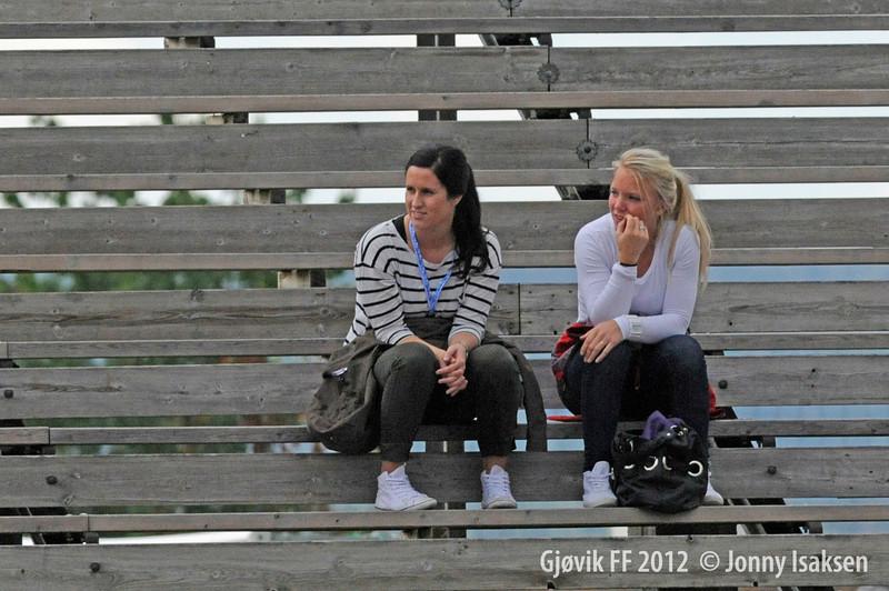 Gjøvik FF - Lillehammer FK   <br /> 04/08/2012   <br /> --- <br /> Foto: Jonny Isaksen